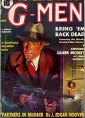 G-Men Detective (1935-1953 Standard Magazines) Pulp Vol. 1 #2