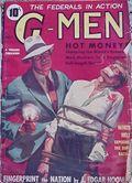 G-Men Detective (1935-1953 Standard Magazines) Pulp Vol. 1 #3