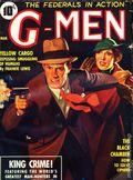 G-Men Detective (1935-1953 Standard Magazines) Pulp Vol. 2 #3