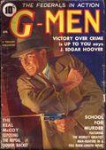 G-Men Detective (1935-1953 Standard Magazines) Pulp Vol. 3 #1
