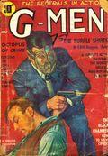G-Men Detective (1935-1953 Standard Magazines) Pulp Vol. 3 #2