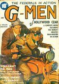 G-Men Detective (1935-1953 Standard Magazines) Pulp Vol. 3 #3