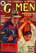 G-Men Detective (1935-1953 Standard Magazines) Pulp Vol. 4 #1