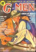 G-Men Detective (1935-1953 Standard Magazines) Pulp Vol. 4 #2