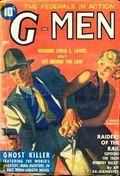 G-Men Detective (1935-1953 Standard Magazines) Pulp Vol. 4 #3