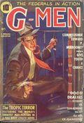 G-Men Detective (1935-1953 Standard Magazines) Pulp Vol. 5 #1