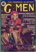 G-Men Detective (1935-1953 Standard Magazines) Pulp Vol. 5 #2