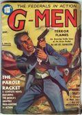 G-Men Detective (1935-1953 Standard Magazines) Pulp Vol. 5 #3