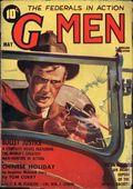 G-Men Detective (1935-1953 Standard Magazines) Pulp Vol. 7 #2