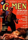 G-Men Detective (1935-1953 Standard Magazines) Pulp Vol. 7 #3