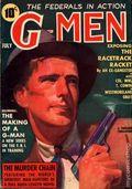 G-Men Detective (1935-1953 Standard Magazines) Pulp Vol. 8 #1