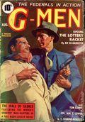 G-Men Detective (1935-1953 Standard Magazines) Pulp Vol. 8 #2