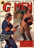 G-Men Detective (1935-1953 Standard Magazines) Pulp Vol. 8 #3