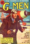 G-Men Detective (1935-1953 Standard Magazines) Pulp Vol. 9 #1