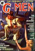 G-Men Detective (1935-1953 Standard Magazines) Pulp Vol. 6 #2