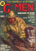 G-Men Detective (1935-1953 Standard Magazines) Pulp Vol. 7 #1