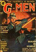 G-Men Detective (1935-1953 Standard Magazines) Pulp Vol. 9 #2