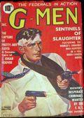 G-Men Detective (1935-1953 Standard Magazines) Pulp Vol. 9 #3