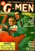 G-Men Detective (1935-1953 Standard Magazines) Pulp Vol. 10 #1