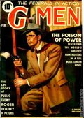 G-Men Detective (1935-1953 Standard Magazines) Pulp Vol. 10 #2