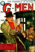 G-Men Detective (1935-1953 Standard Magazines) Pulp Vol. 10 #3