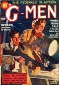 G-Men Detective (1935-1953 Standard Magazines) Pulp Vol. 11 #1