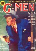 G-Men Detective (1935-1953 Standard Magazines) Pulp Vol. 11 #2