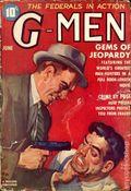 G-Men Detective (1935-1953 Standard Magazines) Pulp Vol. 11 #3