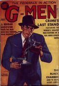 G-Men Detective (1935-1953 Standard Magazines) Pulp Vol. 12 #1