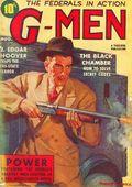 G-Men Detective (1935-1953 Standard Magazines) Pulp Vol. 12 #2