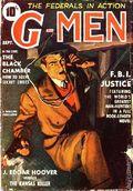 G-Men Detective (1935-1953 Standard Magazines) Pulp Vol. 12 #3