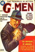 G-Men Detective (1935-1953 Standard Magazines) Pulp Vol. 13 #1
