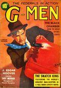 G-Men Detective (1935-1953 Standard Magazines) Pulp Vol. 13 #2