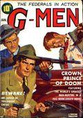 G-Men Detective (1935-1953 Standard Magazines) Pulp Vol. 14 #1