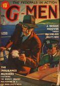 G-Men Detective (1935-1953 Standard Magazines) Pulp Vol. 14 #2
