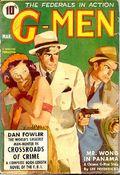 G-Men Detective (1935-1953 Standard Magazines) Pulp Vol. 14 #3
