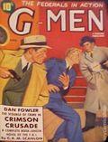 G-Men Detective (1935-1953 Standard Magazines) Pulp Vol. 15 #1