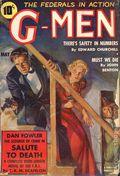 G-Men Detective (1935-1953 Standard Magazines) Pulp Vol. 15 #2