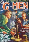 G-Men Detective (1935-1953 Standard Magazines) Pulp Vol. 15 #3