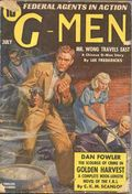 G-Men Detective (1935-1953 Standard Magazines) Pulp Vol. 16 #1