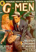 G-Men Detective (1935-1953 Standard Magazines) Pulp Vol. 16 #2