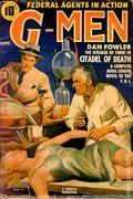 G-Men Detective (1935-1953 Standard Magazines) Pulp Vol. 16 #3