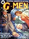 G-Men Detective (1935-1953 Standard Magazines) Pulp Vol. 17 #1