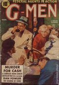 G-Men Detective (1935-1953 Standard Magazines) Pulp Vol. 17 #2