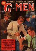 G-Men Detective (1935-1953 Standard Magazines) Pulp Vol. 17 #3