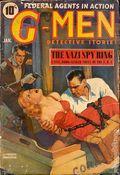 G-Men Detective (1935-1953 Standard Magazines) Pulp Vol. 18 #1