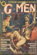 G-Men Detective (1935-1953 Standard Magazines) Pulp Vol. 18 #2