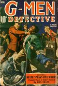 G-Men Detective (1935-1953 Standard Magazines) Pulp Vol. 18 #3