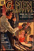 G-Men Detective (1935-1953 Standard Magazines) Pulp Vol. 19 #1