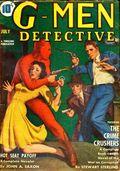 G-Men Detective (1935-1953 Standard Magazines) Pulp Vol. 19 #2